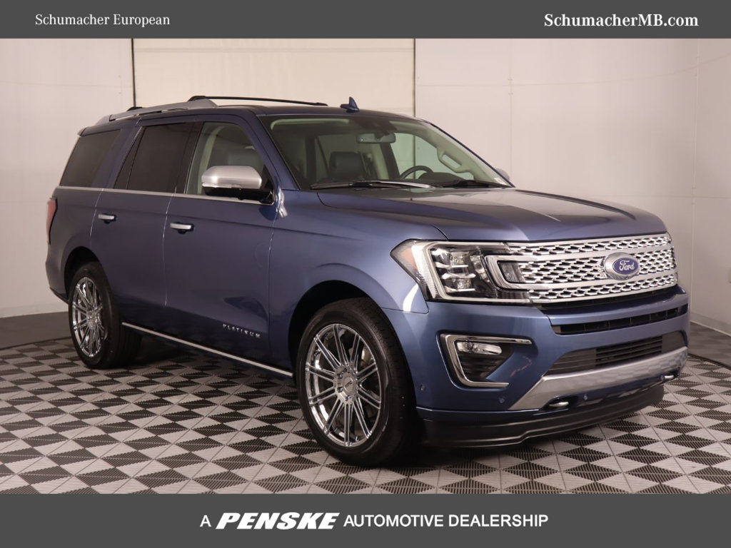 Pre-Owned 2018 Ford Expedition Platinum 4x4