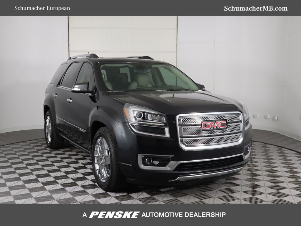 Pre-Owned 2014 GMC Acadia AWD 4dr Denali AWD 4MATIC®