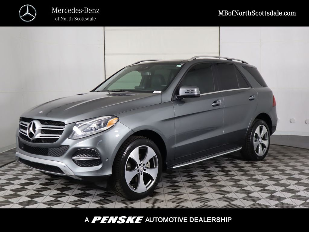 Certified Pre-Owned 2017 Mercedes-Benz GLE GLE 350