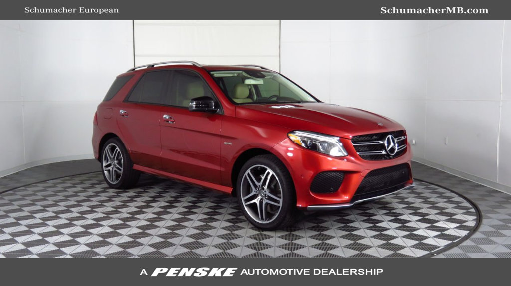 New 2019 Mercedes Benz Gle Amg Gle 43 Suv Suv In Phoenix S03476