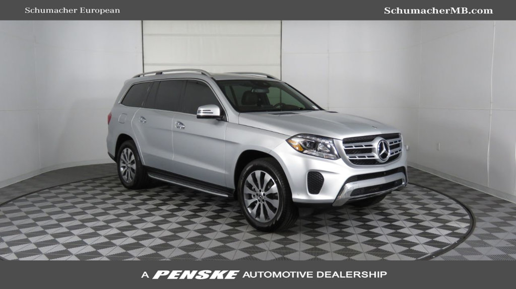 New 2019 Mercedes-Benz GLS 450 4MATIC® SUV All Wheel Drive 4MATIC® SUV
