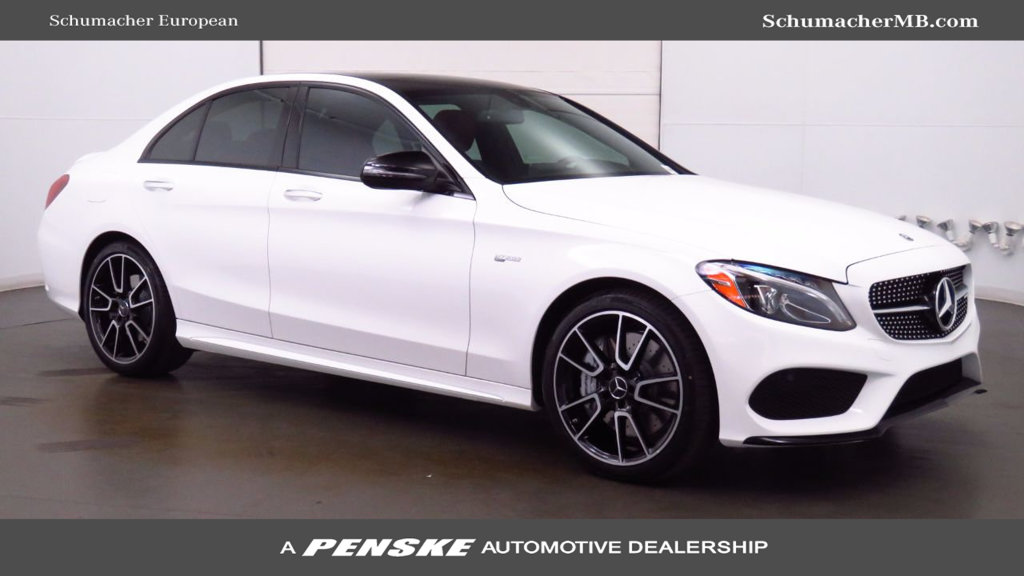 New 2018 mercedes benz c class c 43 amg sedan sedan in for Mercedes benz c class service b