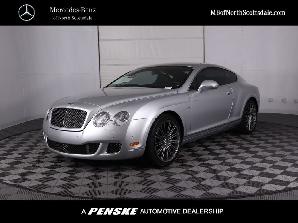 Pre-Owned 2010 Bentley Continental GT 2dr Coupe Speed