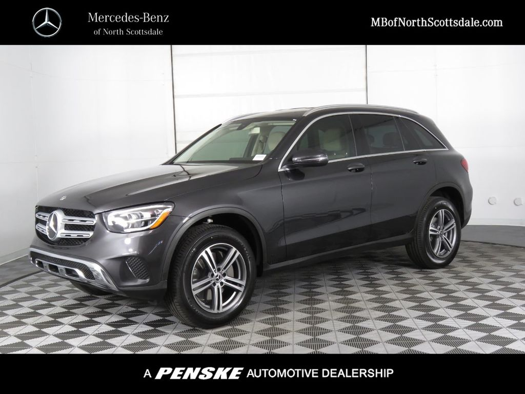 New 2020 Mercedes-Benz GLC GLC 300 SUV