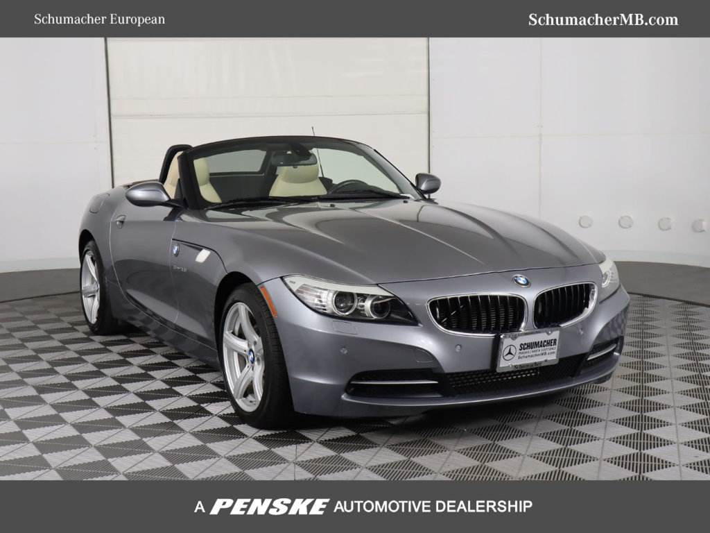 Pre-Owned 2013 BMW Z4 Roadster sDrive28i