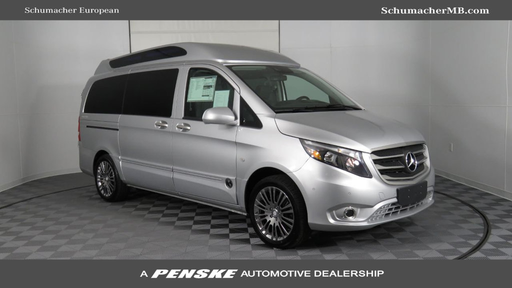 Amazing New 2018 Mercedes Benz Metris Passenger Van