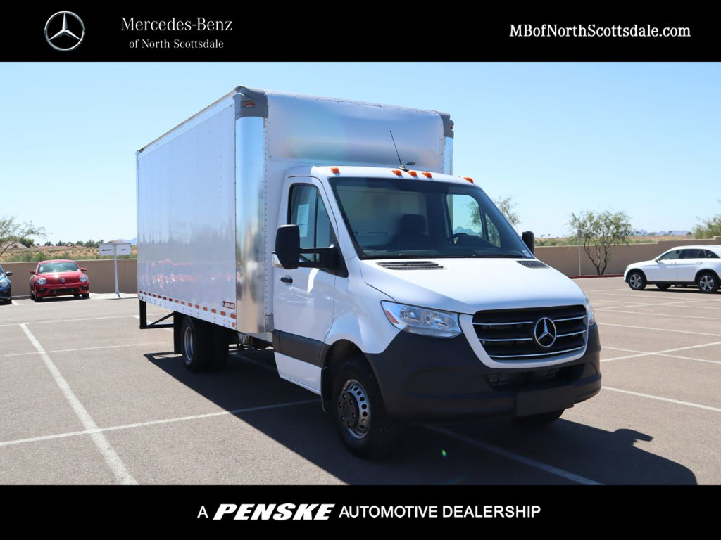 New 2019 Mercedes-Benz Sprinter Chassis Cab