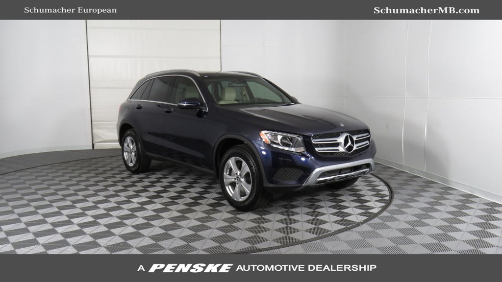 Certified Pre-Owned 2018 Mercedes-Benz 300 Rear Wheel Drive SUV