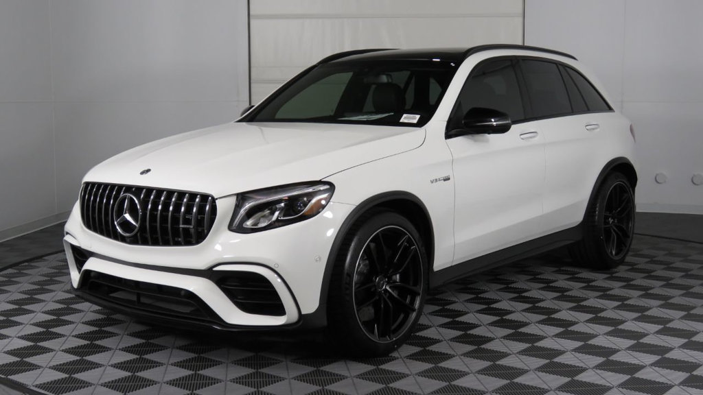 New 2018 Mercedes-Benz AMG® GLC 63 SUV AWD 4MATIC®
