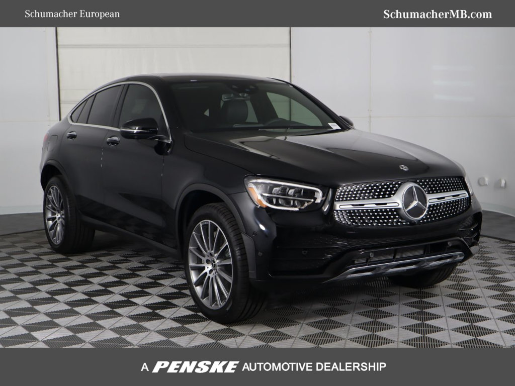 Benz Glc 300 >> New 2020 Mercedes Benz Glc 300 4matic Coupe All Wheel Drive 4matic Coupe