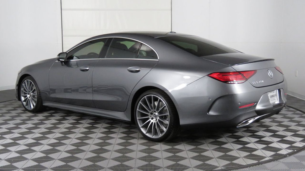 New 2019 Mercedes-Benz CLS 450 With Navigation