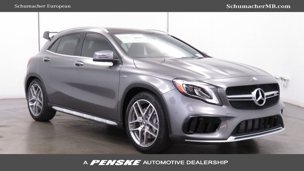New 2018 mercedes benz gla amg gla 45 suv suv in phoenix for Mercedes benz financial payment address