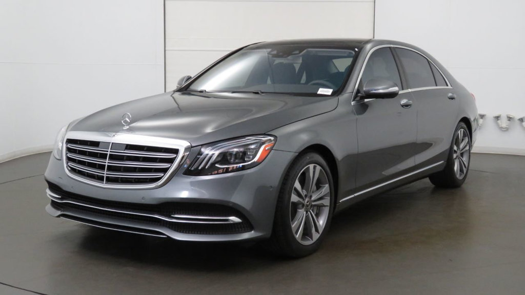 New 2018 Mercedes-Benz S 450 Rear Wheel Drive SEDAN