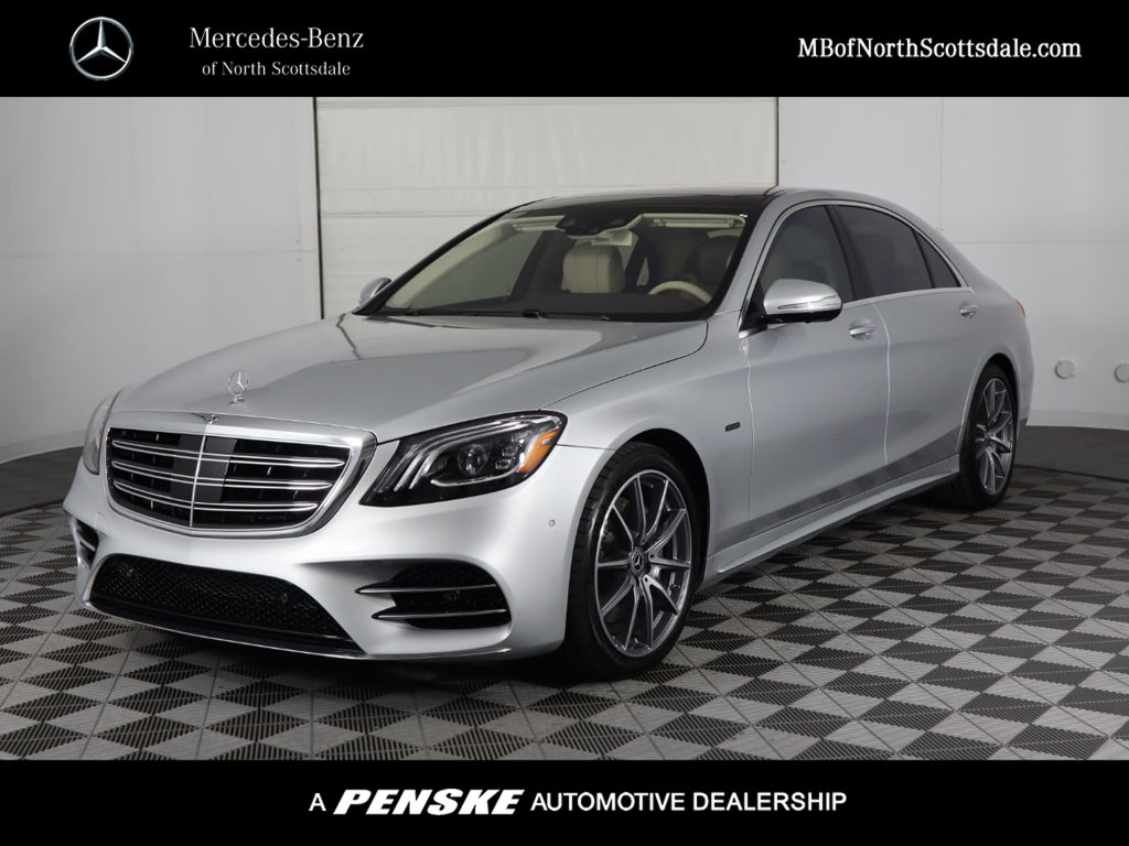 New 2019 Mercedes-Benz S-Class S 560e Sedan