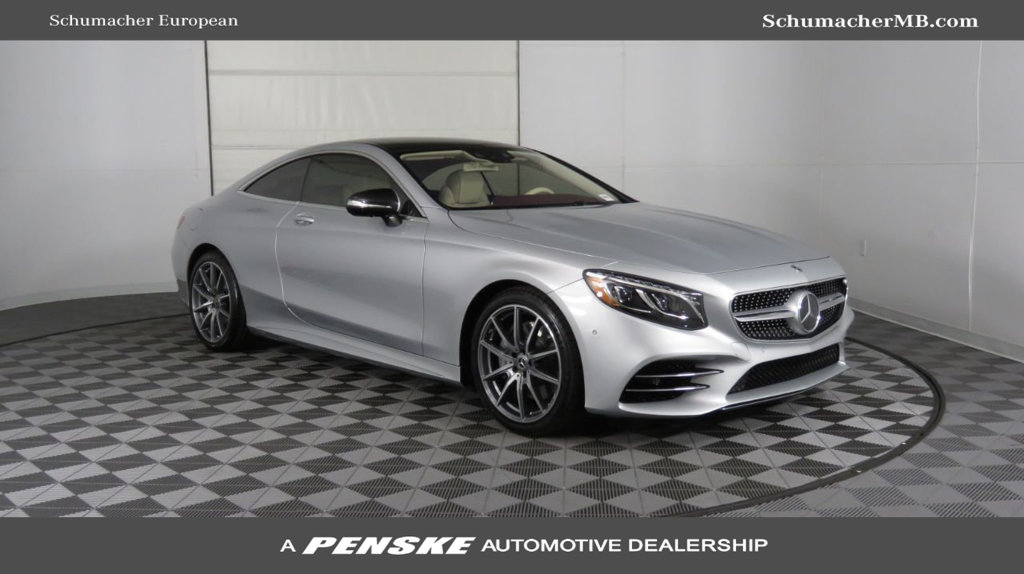 New 2019 Mercedes Benz S Class S 560 Coupe In Phoenix S03411
