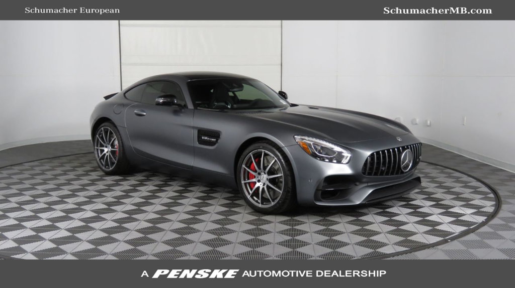 New 2019 Mercedes-Benz GT AMG® GT S
