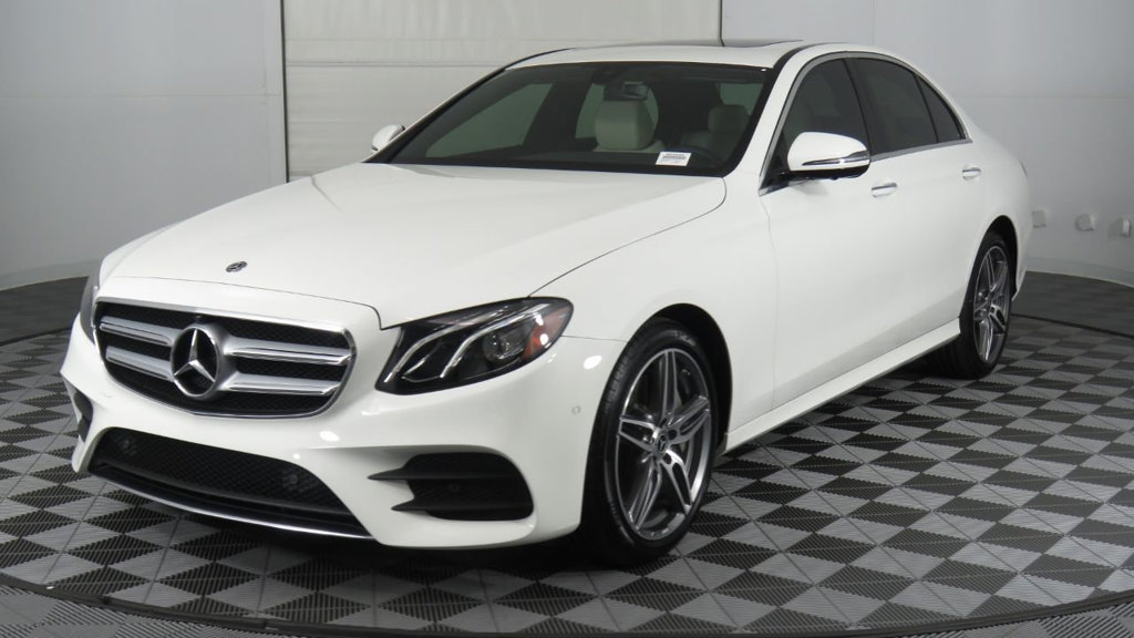 New 2019 Mercedes-Benz E 450 AWD 4MATIC®