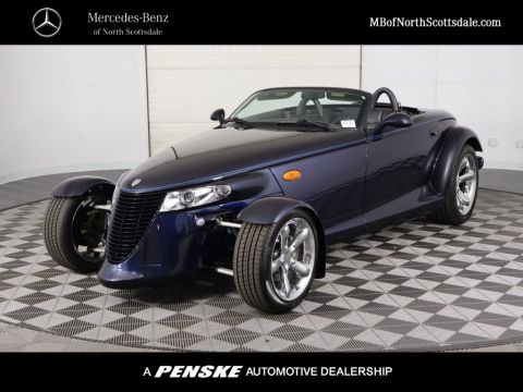 Pre-Owned 2001 Plymouth Prowler 2dr Roadster