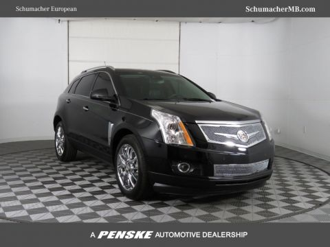 Pre-Owned 2015 Cadillac SRX FWD 4dr Premium Collection