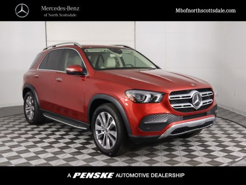 New 2020 Mercedes-Benz GLE GLE 350 SUV