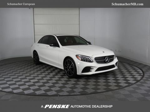 New 2019 Mercedes-Benz C-Class C 300 Sedan