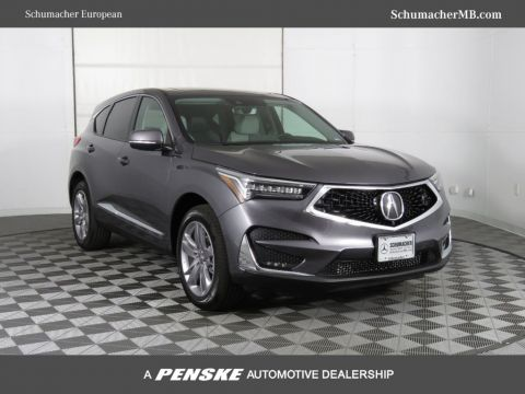 Pre-Owned 2019 Acura RDX AWD w/Advance Pkg