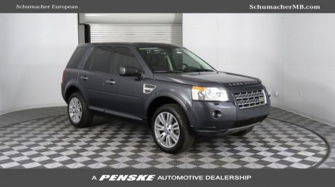 Pre-Owned 2010 Land Rover LR2 AWD 4dr HSE