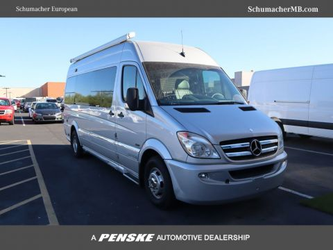 Pre-Owned 2012 Mercedes-Benz Sprinter 3500 Cargo 144 WB