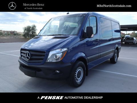 Pre-Owned 2017 Mercedes-Benz Sprinter 2500 Crew Van