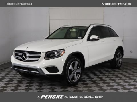 Certified Pre-Owned 2019 Mercedes-Benz GLC GLC 300 SUV