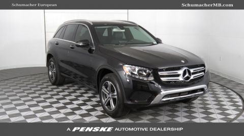 Certified Pre-Owned 2017 Mercedes-Benz GLC GLC 300 SUV