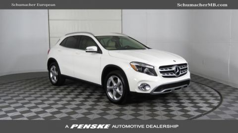 Certified Pre-Owned 2019 Mercedes-Benz GLA GLA 250 SUV