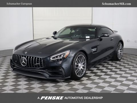 New 2020 Mercedes-Benz AMG® GT AMG® GT Coupe