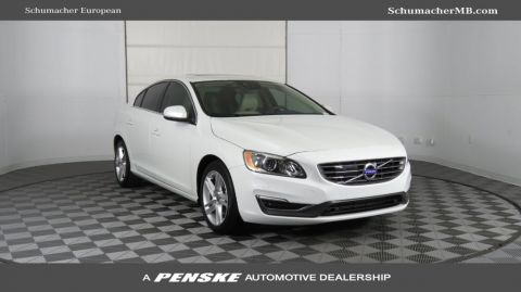 Pre-Owned 2015 Volvo S60 2015.5 4dr Sedan T5 Drive-E Platinum FWD